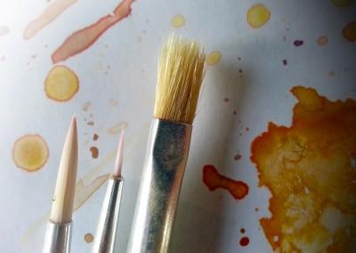 Paint Brushes Macro