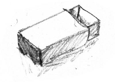 Matchbox - quick sketch