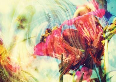 Flower's Fragrance. Copyright Creative Bytes.