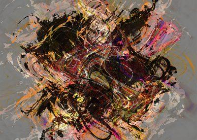 Abstract 130. Copyright Creative Bytes.