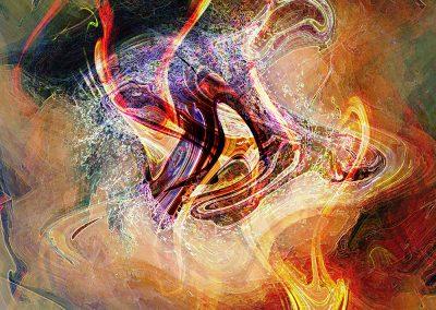 Abstract 134. Copyright Creative Bytes.
