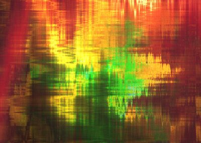 Abstract Green & Red 3. Copyright Creative Bytes.