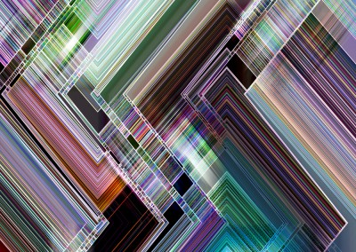 Abstract Zigzag. Copyright Creative Bytes.