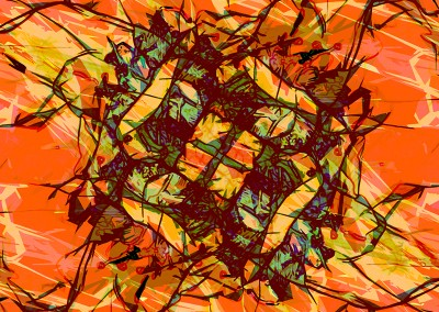 Abstract Pattern. Copyright Creative Bytes.