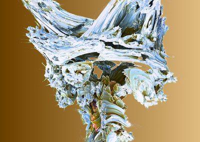 Abstract 3D Shape. Copyright Creative Bytes.
