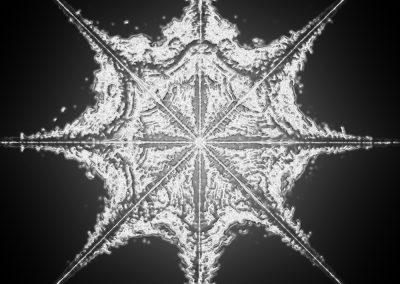 Snowflake. Copyright Creative Bytes.